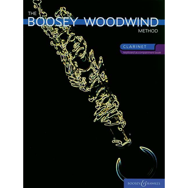 Boosey Woodwind Method Clarinet - Piano Accomp