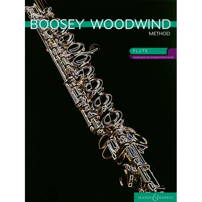 Boosey Woodwind Method Flute - Piano Accompaniment