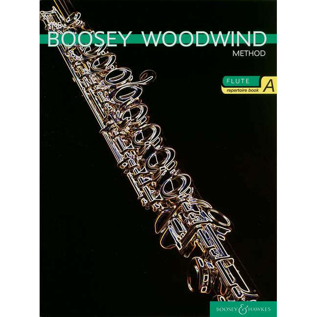 Boosey Woodwind Method Flute Repertoire Book A