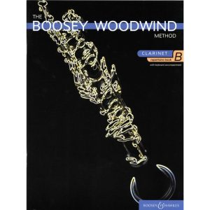 Boosey Woodwind Method Clarinet Repertoire Bk B