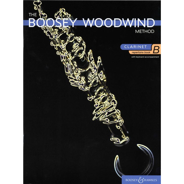 Boosey Woodwind Method Clarinet Repertoire Bk B