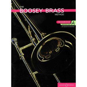 Boosey Brass Method Trombone Repertoire Book A