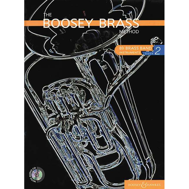Boosey Brass Method: Bb Brass Band Book 2