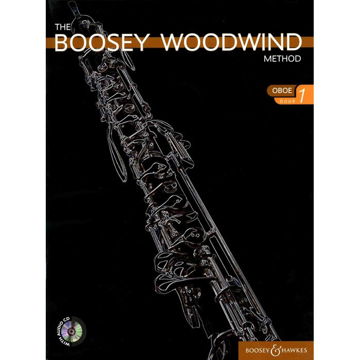 Boosey Woodwind Method Oboe Book 1