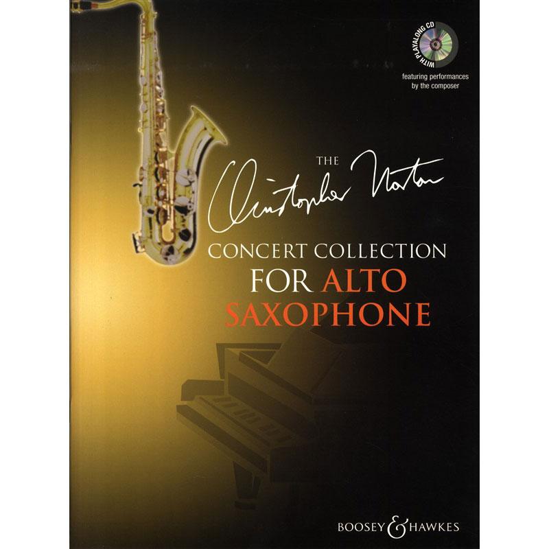 Concert Collection for Alto Saxophone