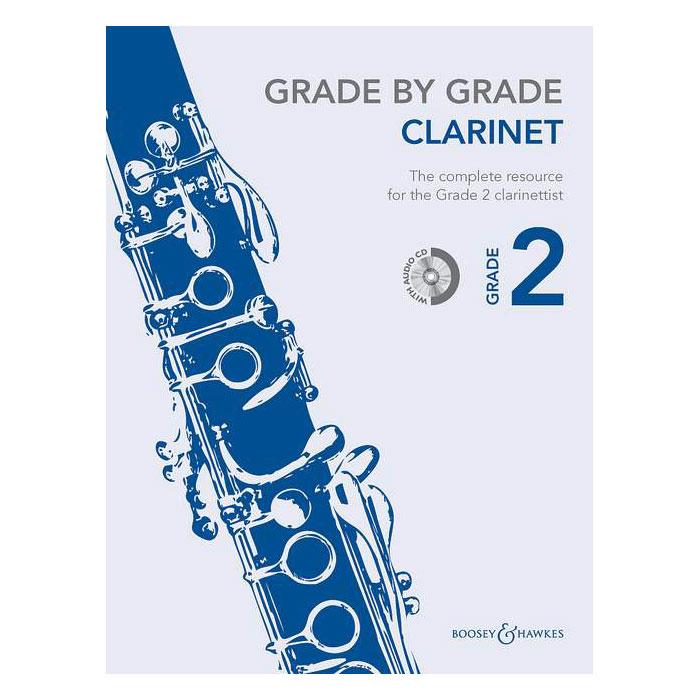 Grade by Grade Clarinet Gr 2