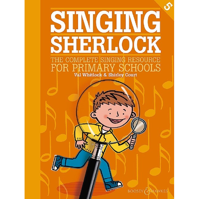 Singing Sherlock Bk 5