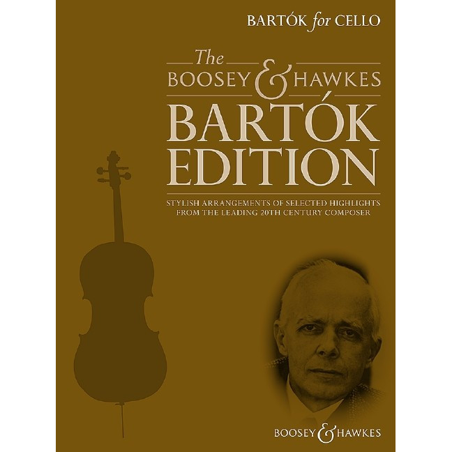 Bartok for Cello