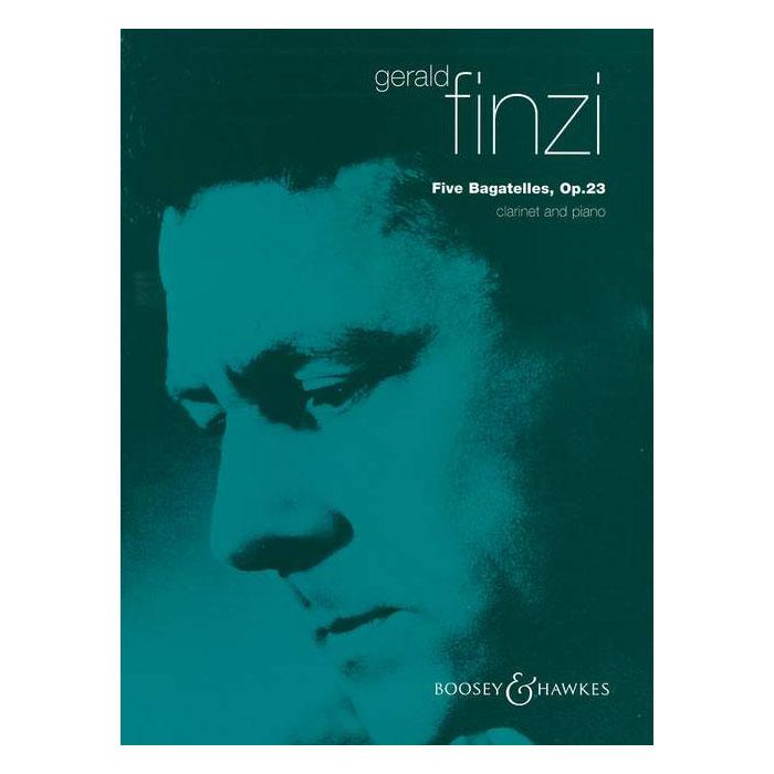 Finzi: Five Bagatelles op. 23