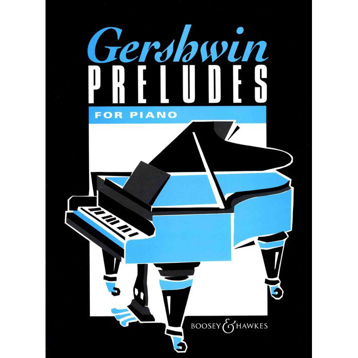 Gershwin: Preludes for Piano