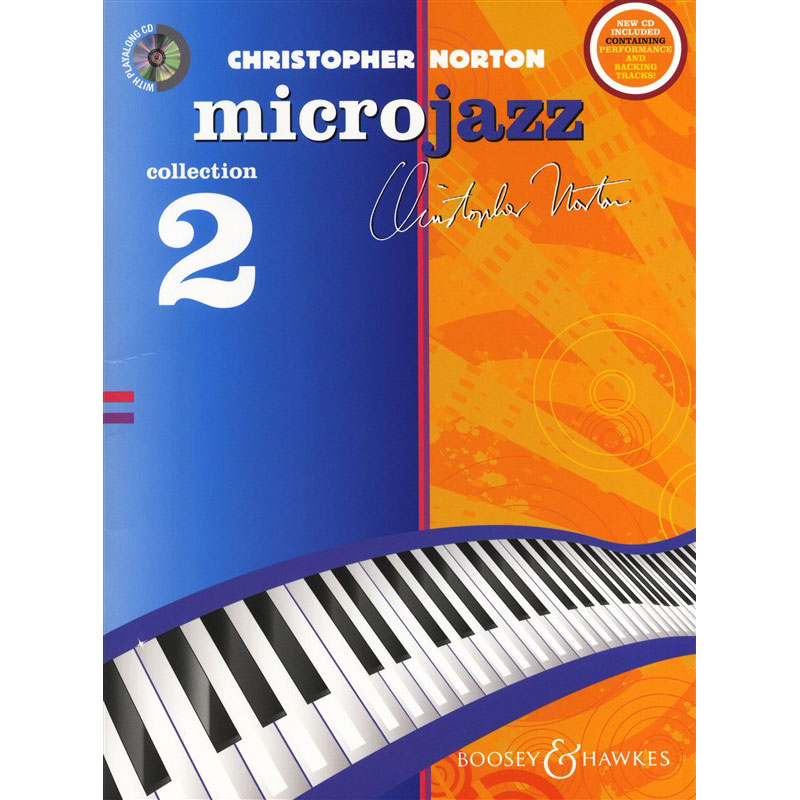 Norton Microjazz Collection 2 w/CD