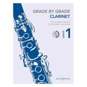 Grade by Grade Clarinet Gr 1