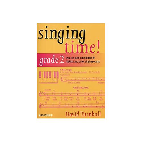 David Turnbull: Singing Time! Grade 2