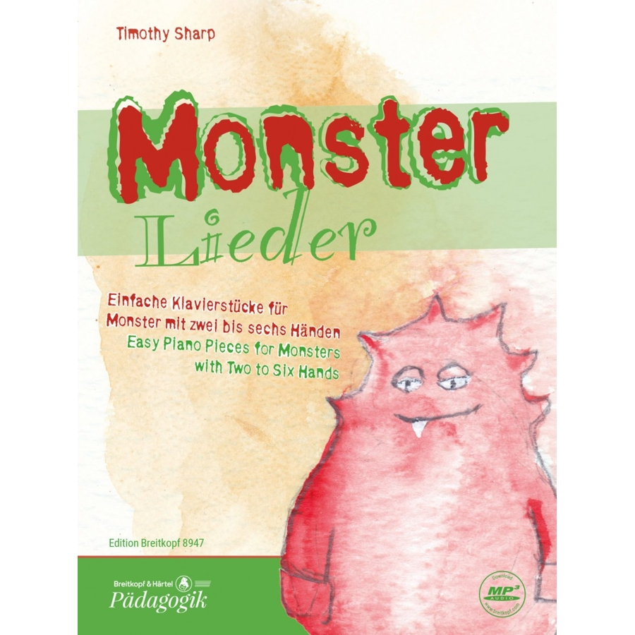 Monsterlieder (Piano)