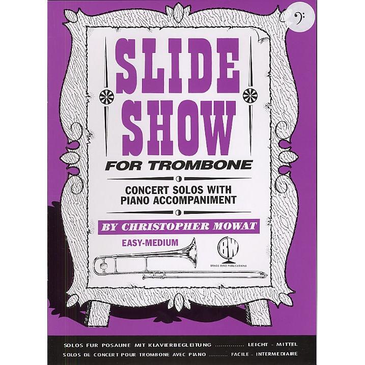 Slide Show Bass Clef (Trombone)