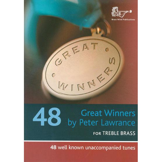 Great Winners for Treble Brass