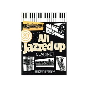 All Jazzed Up Clarinet