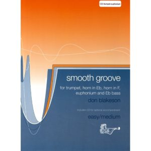Smooth Groove for Trumpet w/CD