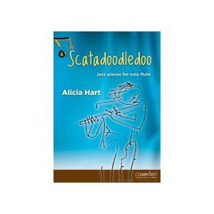 Scatadoodledoo - Jazz pieces for Solo Flute