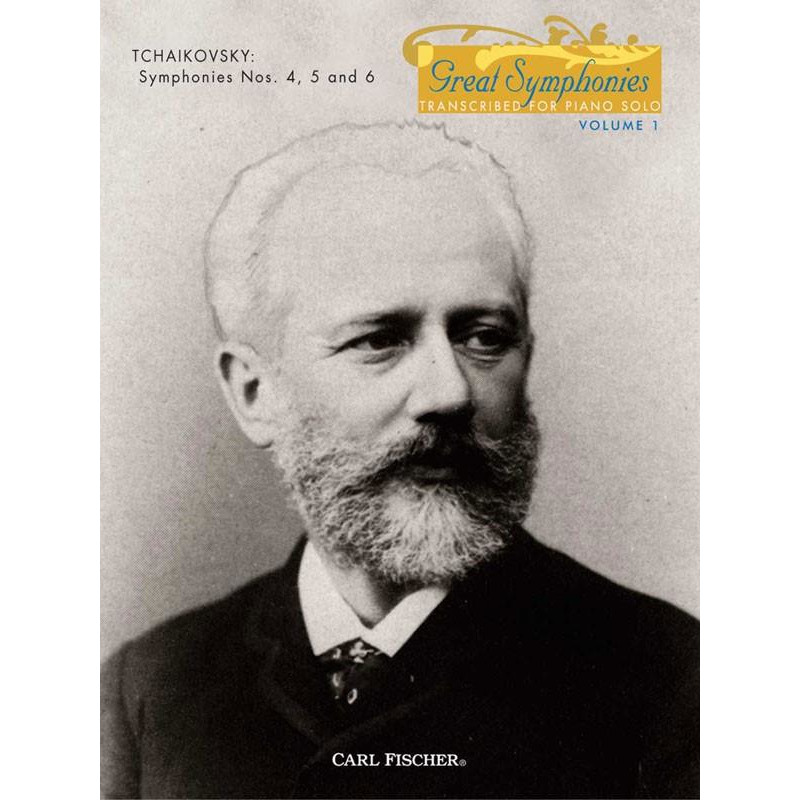 Tchaikovsky: Symphonies Nos. 4, 5 and 6 Vol 1
