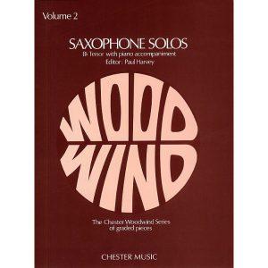 Tenor Saxophone Solos Volume 2