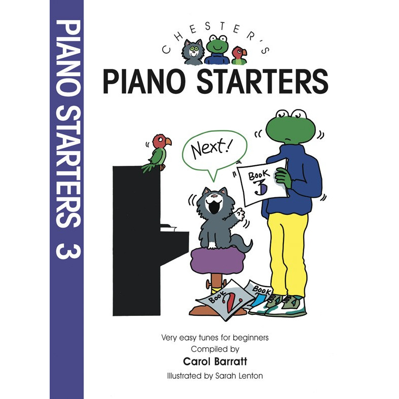 Chester's Piano Starters Volume Three
