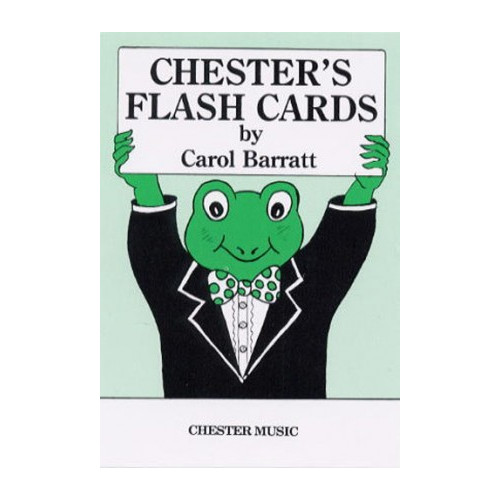Chester's Flash Cards