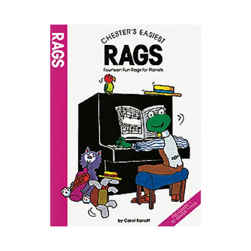 Chester's Easiest Rags