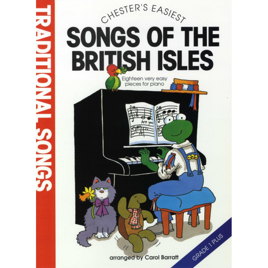 Chester's Traditional Songs Of The British Isles