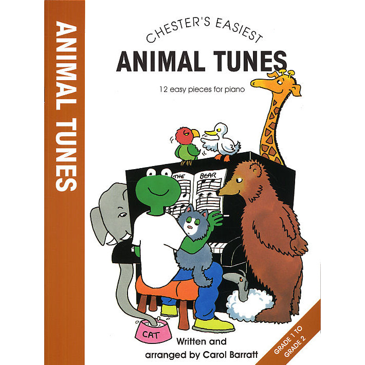 Chester's Easiest Animal Tunes