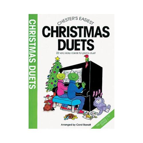 Chester's Easiest Christmas Carols