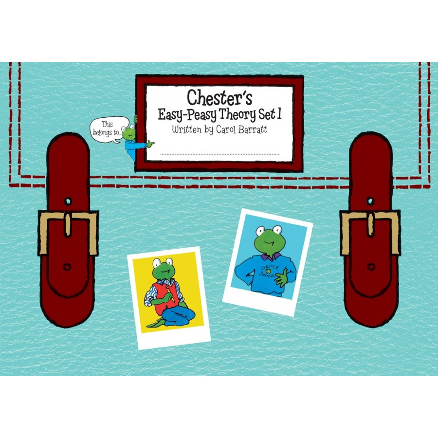 Chester's Easy-Peasy Theory Set 1