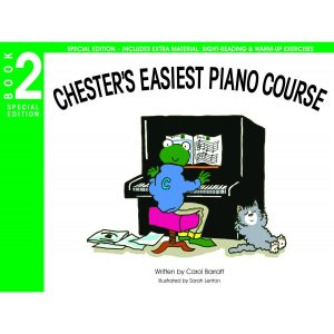 Chester's Easiest Piano Course Book 2 (Special Ed)