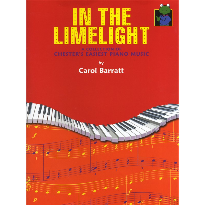 In the Limelight (Carol Barratt)