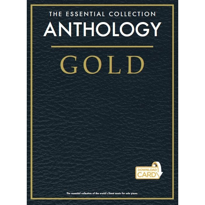 The Essential Collection: Anthology Gold (Bk/DLC)