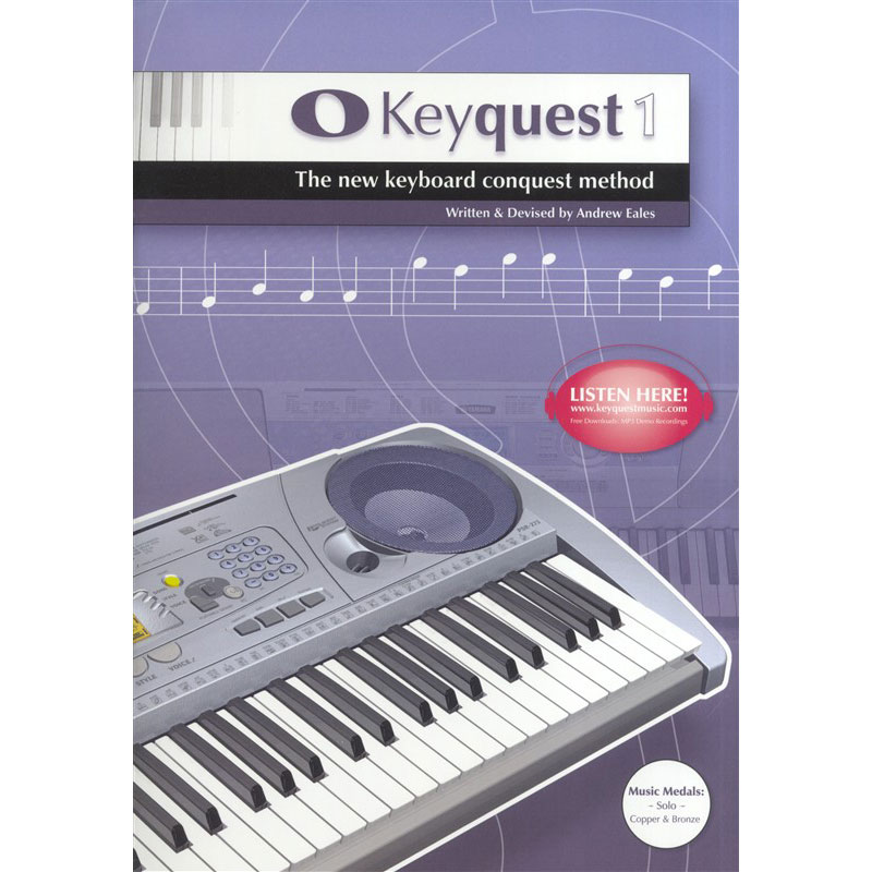 Keyquest 1