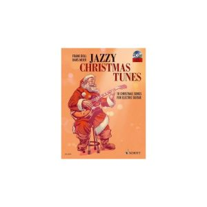 Jazzy Christmas Tunes (Electric Guitar)
