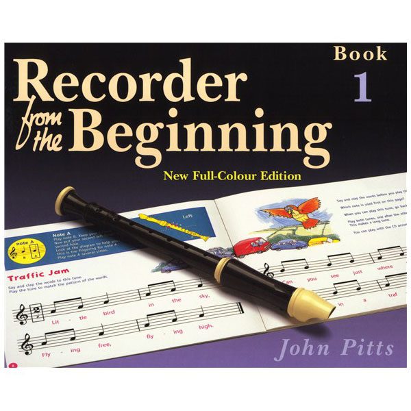 Recorder From The Beginning : Pupil's Book 1