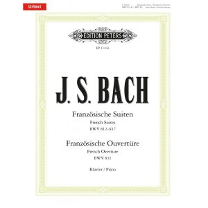 Bach: French Suites & French Overture