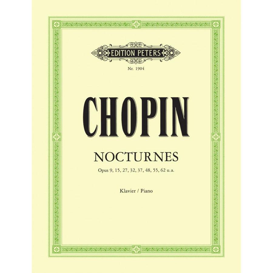 Chopin: Nocturnes Complete (Piano)