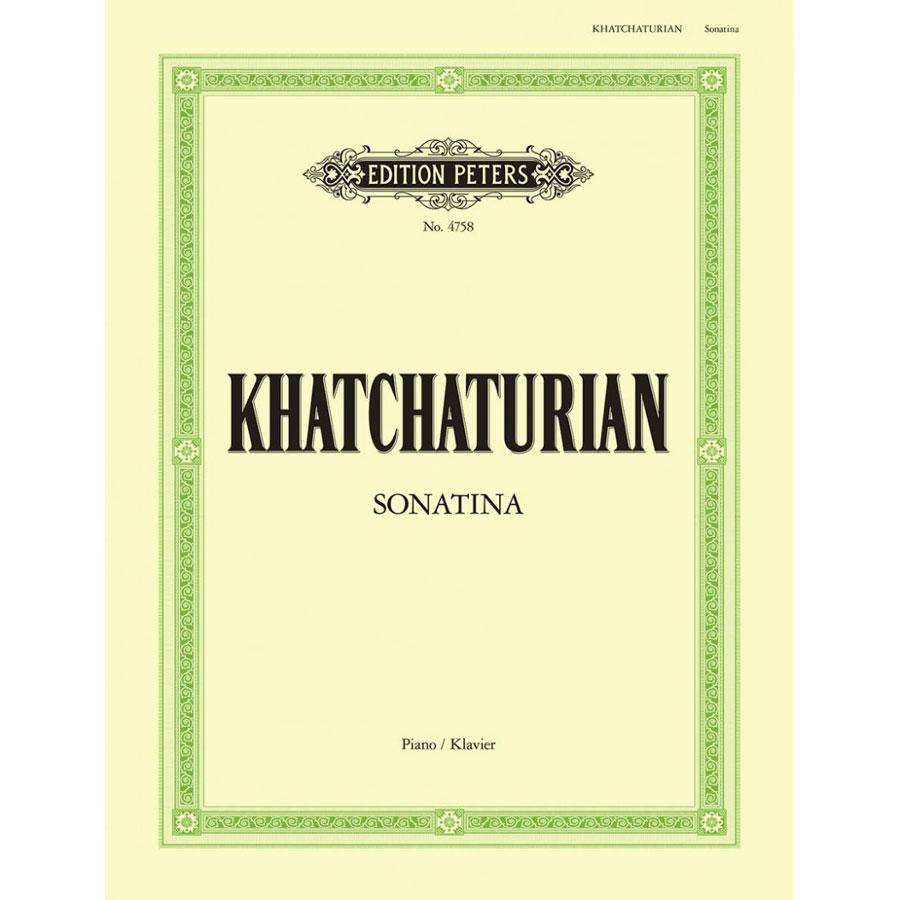 Khachaturian: Sonatina