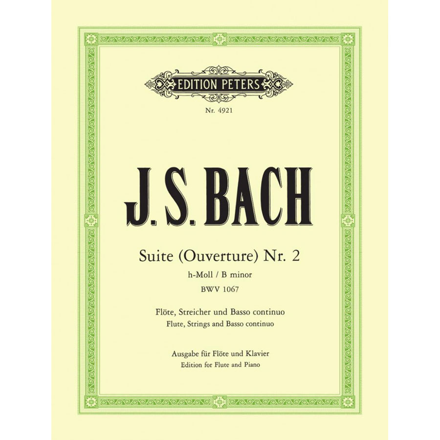 Suite No 2 B Min (Flute&Pno)