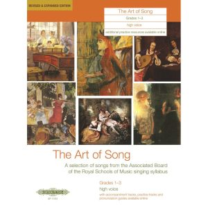 The Art of Song Grades 1-3 High Voice