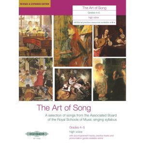The Art of Song Grades 4-5 High Voice