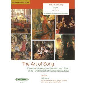 Art of Song Grade 8 High Voice
