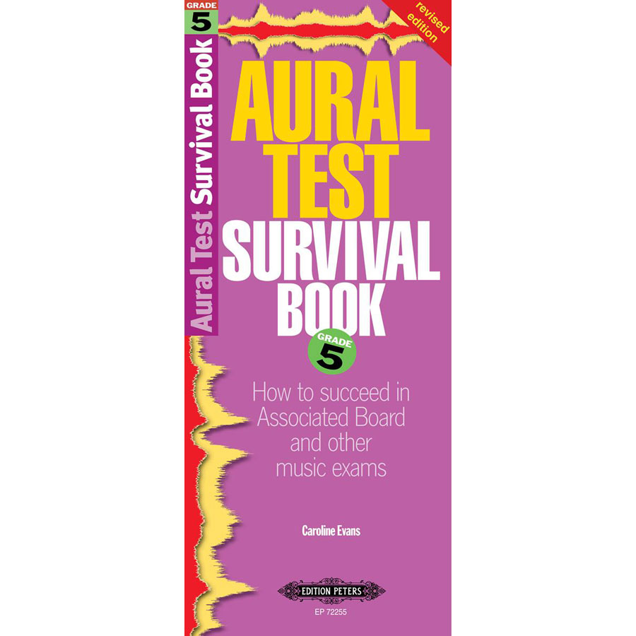 Aural Test Survival Book Grade 5