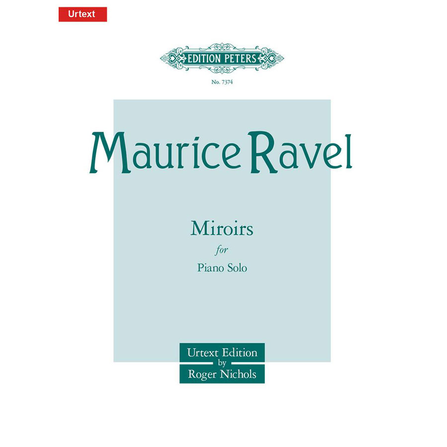 Ravel: Miroirs for Piano Solo
