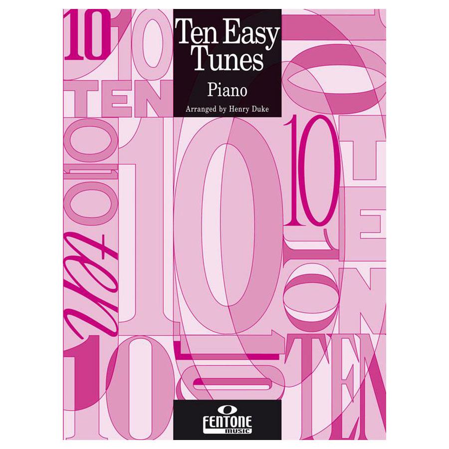 Ten Easy Tunes - Piano