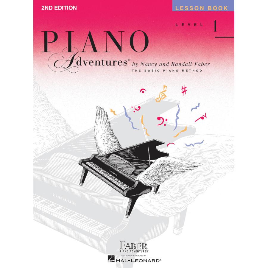 Piano Adventures: Lesson Book 1