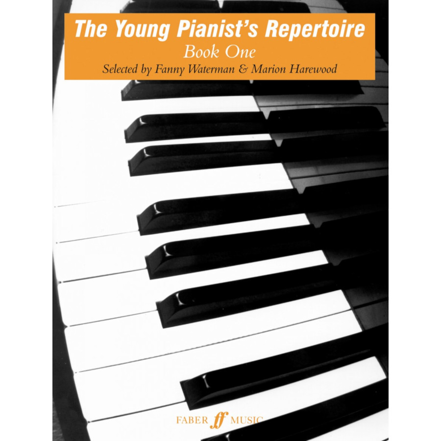 The Young Pianist's Repertoire Book One